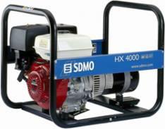 Генератор SDMO HX 4000