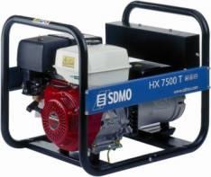 Генератор SDMO HX 7500 T
