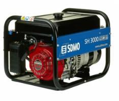 Генератор SDMO SH 3000
