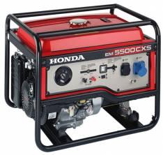 генератор HONDA EM 5500 CXS G