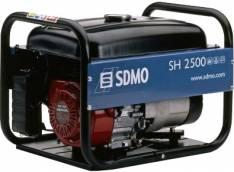Генератор SDMO SH 2500