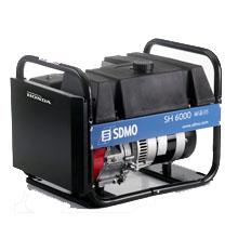 Генератор SDMO SH 6000