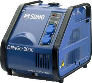 Генератор SDMO DJINGO 2000