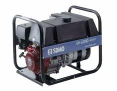 Генератор SDMO SH 6000 E