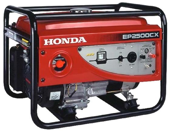Генератор HONDA EP 2500 CX RC/RGHC