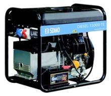 Генератор SDMO Diesel 15000 TE