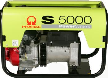 Генератор Pramac S 5000