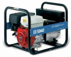 Генератор SDMO HX 6000