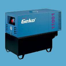 Генератор GEKO 11001 ED-S-MEDA SS