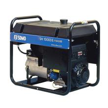 Генератор SDMO SH 10000 E