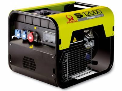 Генератор Pramac S12000 t