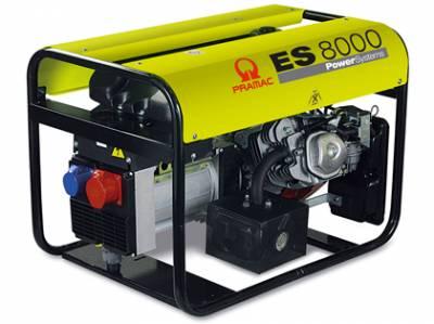 Генератор Pramac ES 8000 t