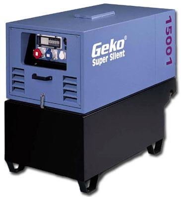 Генератор GEKO 15001 ED-S-MEDA SS
