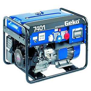 Генератор GEKO 7401 ED-AA-HEBA + BLC