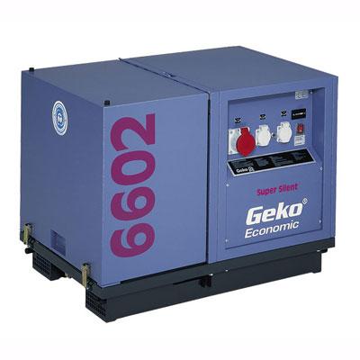 Генератор GEKO 6602 ED-AA-HEBA Super Silent