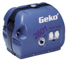 Генератор GEKO 2601 E-A-HHBA Super Silent