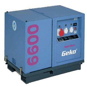 Генератор GEKO 6600 ED-AA-HEBA Super Silent
