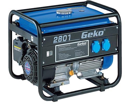 Генератор GEKO 2801 E-A-MHBA