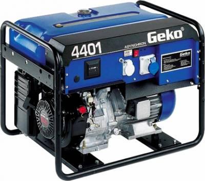 Генератор GEKO 4401 E-AA-HEBA