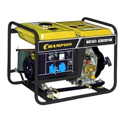 генератор Champion DG6000E-3