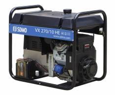 Генератор SDMO VX 270/10HE