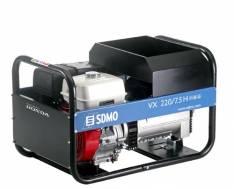 Генератор SDMO VX 220/7.5H
