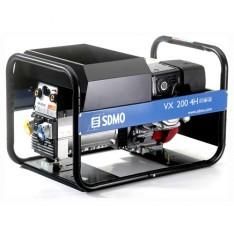 Генератор SDMO VX 200/4H