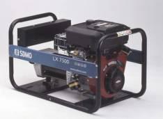 Генератор SDMO LX 7500