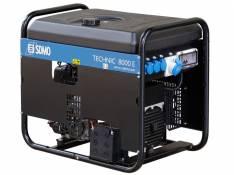 Генератор SDMO Technic 8000E